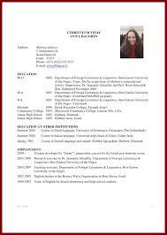 Resume CV Cover Letter  cheap phd college essay help cheap phd     Offbeat Home   Life Academic Cv Examples Humanities   Apigram com