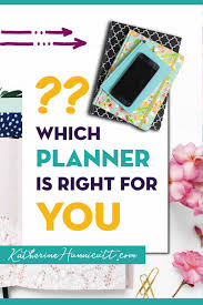 Different Types Of Planners Which Is Best For You Mom