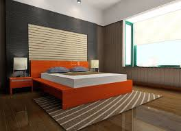 Modern Elegant Bedroom Modern Simple Wooden Bed For Elegant Bedroom 3d House