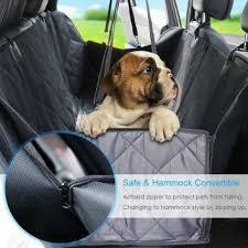 pin on dog car hammock