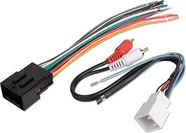 metra 70 5519 receiver wiring harness connect a new car stereo in Pioneer Car Stereo Wiring Harness Diagram metra 70 5519 receiver wiring harness connect a new car stereo in select 2001 03 ford and lincoln vehicles at crutchfield com