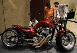 harley davidson bike thief an ongc engineer the hindu