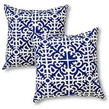 Amazon Pillow Perfect Outdoor Indoor Woodblock Prism Throw