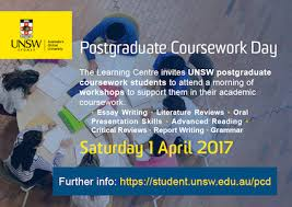 postgraduate coursework day unsw current students postgraduate coursework day