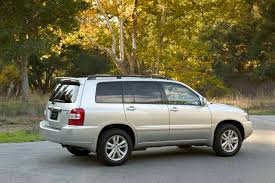 2006 Toyota Highlander Hybrid Review - Top Speed