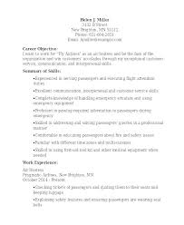 Resume Examples For Hostess Resume Bank