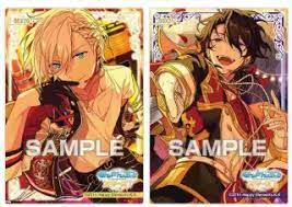 Amazon music stream millions of songs: Ensemble Stars Clear Card Collection Gum 10 First Limited Edition Set Of 16 Shokugan Hobbysearch Anime Goods Store