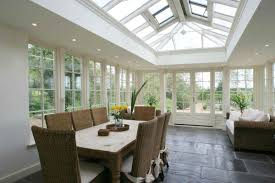 Kitchen Conservatory Conservatory Extensions Bespoke Conservatories From Orangeries Uk