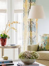 Patterned Curtains Living Room The Dos Donts Of Designer Worthy Window Treatments Hgtvs