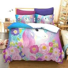 girl twin bedding sets canada childrens bed sheet matching toddler and home improvement amazing unicorn set queen size cartoon