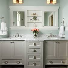 built in bathroom medicine cabinets. Love The Built-in Medicine Cabinet/mirror Combo And Vanity With Drawers Down Built In Bathroom Cabinets E