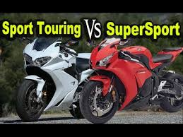 Supersport Vs Sport Touring Motorcycle For Street Why I Chose