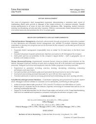 Property Manager Resume Pdf Best Of Easy Retail Manager Resume