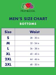 Gildan Boxer Brief Size Chart 72 Prototypal Stafford Boxers Size Chart