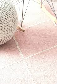 pink round rugs rug large size of for bedrooms nursery uk