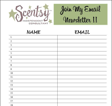 Sign Up Sheet Template With Time Slots Email Sign Up Sheet Template