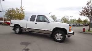 1997 Chevrolet C/K 1500 Fleetside | Summit White | VE197469 ...