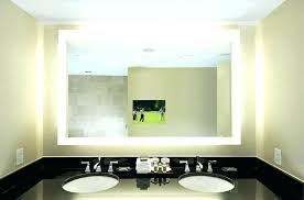 led lighting in bathroom. Bathroom Wall Mirrors With Lights Mirror Built In  Lighting For Decor Electric Led