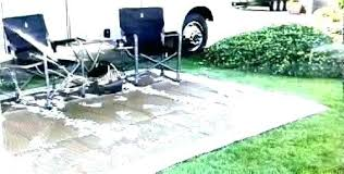 rv patio mats 9x18 outdoor rugs rug carpet review awesome reversible mat interior doors nj angles