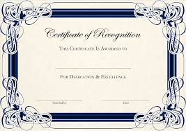 Award Of Excellence Certificate Template Certificate Of Excellence Best U Professional Certificate Service 94