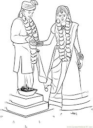 Hindu_Wedding_Tradition_connect_dots hinduism worksheets termolak on wedding worksheets