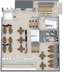 Promote with confidence with the help of edraw's rich floor plan design resources in the free download. 3d Floorplan Would Make Great Content For A Nimblepitch Interactive Map Http Www Nimblepitch Com Cap Cafe Floor Plan Cafe Layout Plan Coffee Shop Design