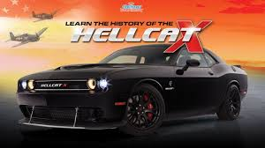 Boniface Hiers Kia Hellcat X Is One Off Challenger Created For Charity Giveaway