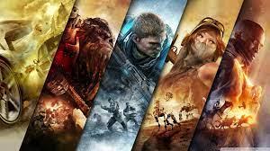 Games Wallpapers on WallpaperDog