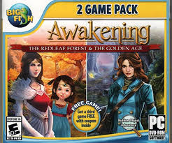 Then log in to see your favourited games here! Awakening The Red Leaf Forest The Golden Age Hidden Object Pc Game Dvd Rom Amazon Co Uk Pc Video Games