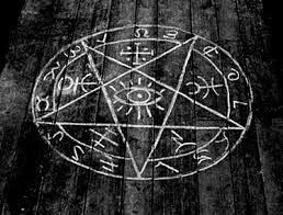 Image result for pentagram ritual