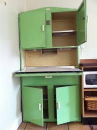 Kitchen Cupboard Storage Retro 1950s Kitchenette Kitchen Cabinet Larder Pantry Dresser