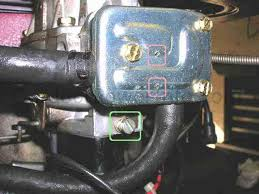 disassembly, cleaning and repair of briggs and stratton opposed briggs and stratton ignition switch wiring diagram at 18 Hp Briggs And Stratton Opposing Cylindes Wiring Diagram