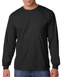 Gildan Heavy Cotton Long Sleeve T Shirt Tshirt Tee Shirt T