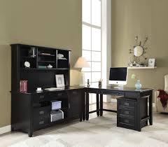 contemporary wood office furniture. Pandora Modern Black Poplar Wood MDF Office Furniture Set Contemporary W