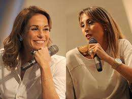 Cristina e Benedetta Parodi - Real Time Bake Off Italia - insieme a Domenica in