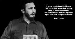 Fidel Castro Quotes 51 Awesome I Began Revolution With 24 Men Fidel Castro [24x24] QuotesPorn