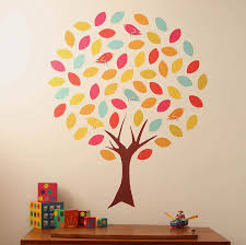 tree silhouette wall decal tree wall decals for every