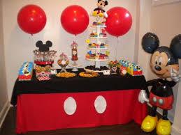 mickey mouse birthday party mickey