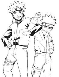 Small Picture Naruto Minor And Adult Naruto Coloring Pages Pinterest Naruto
