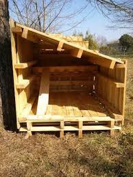construire un poulailler en palette maison design apsip