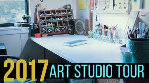 2017 art room workstation tour welcome to my art studio