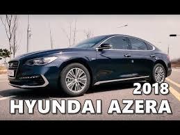 2018 hyundai azera limited. perfect hyundai 2018 hyundai azera grandeur hybrid walkaround in hyundai azera limited