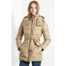 Burberry Brit Quilted Down Jacket - Polyvore & Burberry Brit Quilted Down Jacket Adamdwight.com