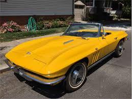 Classic Chevrolet Corvette Stingray for Sale