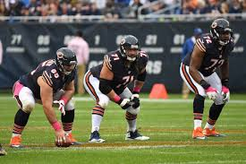 Bears Depth Chart 2017 Chicago Bears Predicting Offensive Depth Chart For 2017