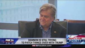 Bannon Quotes Simple Steve Bannon Out Of Breitbart Trump Says He Has Lost His Mind