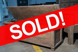 Settler Bedroom Furniture Sold Four Hands Settler Reclaimed Wood Bedroom Bench And Blanket