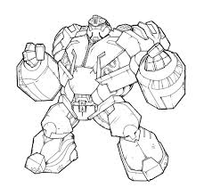 Coloring Transformers Coloring Sheets Bumblebee Transformer Page