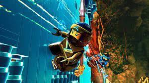 The LEGO NINJAGO Movie Video Game Gameplay (PC) - YouTube