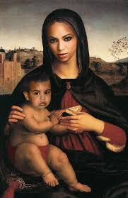 carter family portraits beyonce jay z and blue ivy as famous works of art